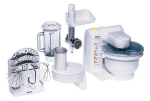 Küchenmaschine mit Fleischwolf Bosch MUM4655EU Küchenmaschine MUM4