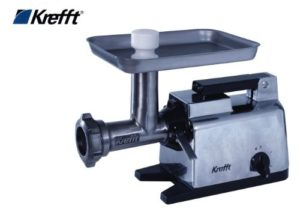 Krefft Fleischwolf R70 Nirost W60N Kompaktwolf Test