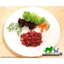 Barfen mit dem Fleischwolf - 500g Wildfleischmischung für Hunde